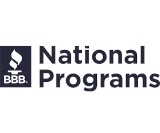 BBB National Programs Logo with the organization title