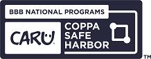 CARU COPPA Safe Harbor Connected Blue