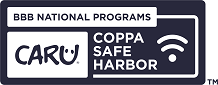 CARU COPPA Safe Harbor Mobile Blue