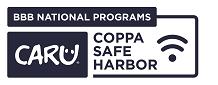 CARU COPPA Safe Harbor Mobile Reverse Blue