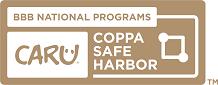 CARU COPPA Safe Harbor Connected Gold