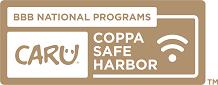 CARU COPPA Safe Harbor Mobile Gold