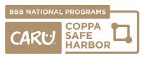 CARU COPPA Safe Harbor Connected Reverse Gold