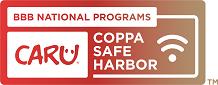 CARU COPPA Safe Harbor Mobile Gradient