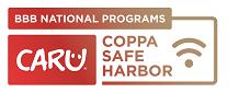 CARU COPPA Safe Harbor Mobile Reverse Gradient