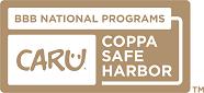 CARU COPPA Safe Harbor Primary Gold