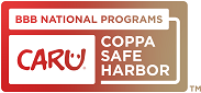 CARU COPPA Safe Harbor Primary Gradient