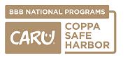CARU COPPA Safe Harbor Primary Reverse Gold