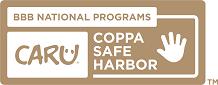 CARU COPPA Safe Harbor KIDS Gold