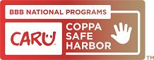CARU COPPA Safe Harbor KIDS Gradient