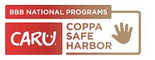 CARU COPPA Safe Harbor KIDS Reverse Gradient