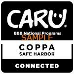 CARU_COPPA_SafeHarbor_Connected_S-Black-150x150