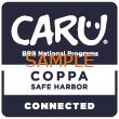 CARU_COPPA_SafeHarbor_Connected_S-NationalBlue-110x110