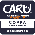 CARU_COPPA_SafeHarbor_Connected_S-NationalBlue-150x150