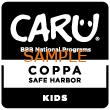 CARU_COPPA_SafeHarbor_Kids_S-Black-110x110