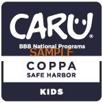CARU_COPPA_SafeHarbor_Kids_S-NationalBlue-150x150