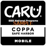 CARU_COPPA_SafeHarbor_Mobile_S-Black-150x150