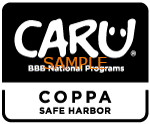 CARU_COPPA_SafeHarbor_S-Black-150x124