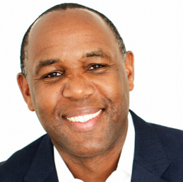 Kevin Clark, Ph.D., Professor of Learning Technologies and Founding Director of the Center for Digital Media Innovation and Diversity at George Mason University