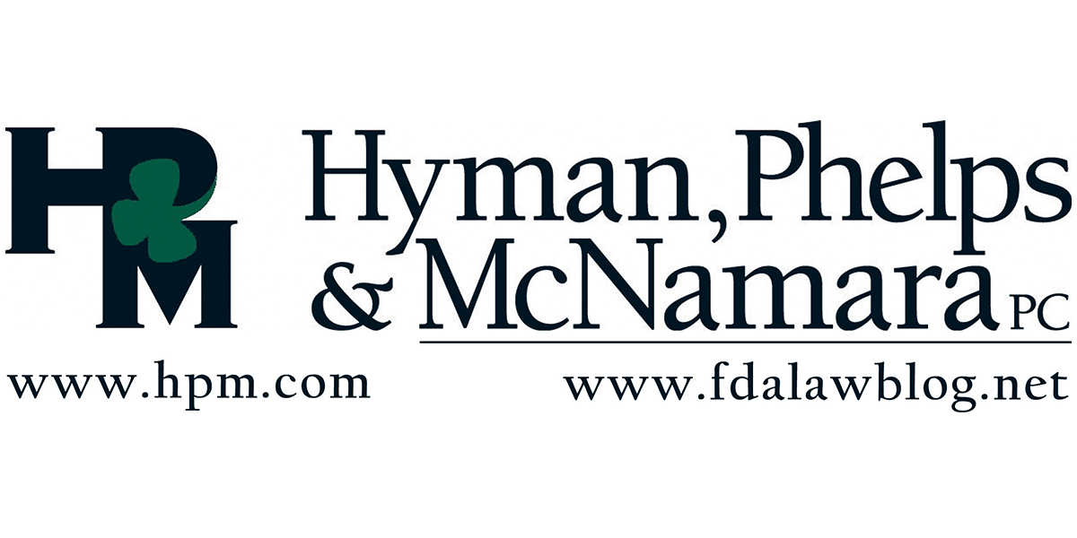 Hyman Phelps and McNamara