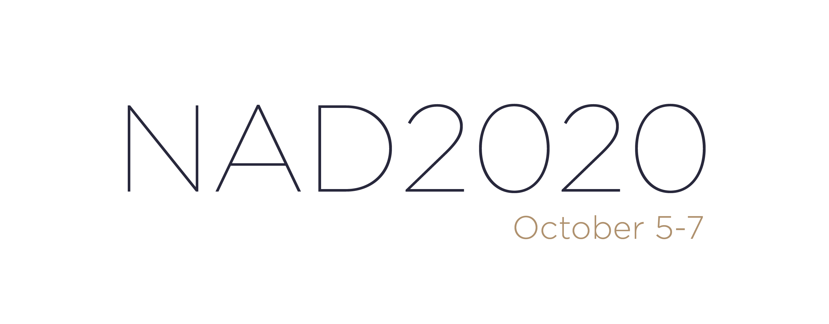 NAD2020 October 5-7